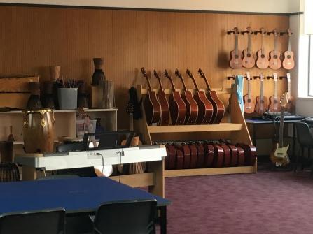 school music room