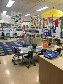 YCIS Regency Park classroom
