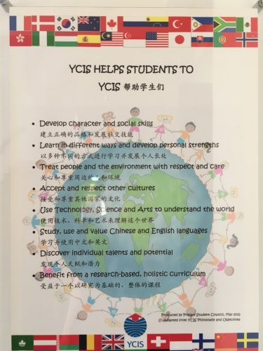 YCIS poster