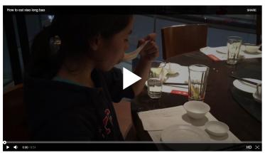 How to Eat Xiao Long Bao